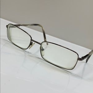 Polo Ralph Lauren Eyeglass Frame Full Rim Bronze